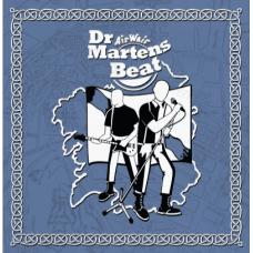 "Dr Martens Beat - Smash Them Up 12"" Vinyl including 12 page booklet"