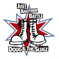 "Doug & The Slugz - Power in Numbers / Just Another Battle 7"" vinyl"