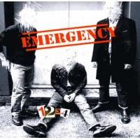 "Emergency - 1234 12"" LP Gold Vinyl-G/F Sleeve(15/06/16)"