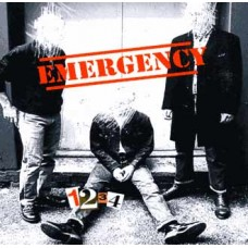 "Emergency - 1234 12"" LP Gold Vinyl-G/F Sleeve(15/06/16)"