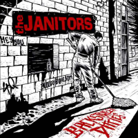 "The Janitors - Backstreet Ditties 12"" LP Bloodred vinyl (1/11/20) Pre order"