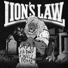 """Lions Law - A Day Will Come 12""""  LP"""