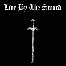 "Live By The Sword - L.B.T.S / Soldiers 7"" Single (ltd 500 copies)"
