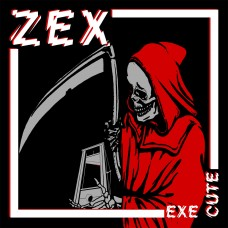 "Zex - Execute 12"" LP Black vinyl"