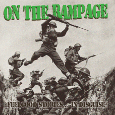 "On The Rampage - Feelgood Stories....In Disguise 12"" Vinyl LP unique colours"