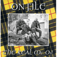 "On File - The Real Mc Oi! 12"" LP (yellow or black vinyl)"