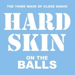 "Hard Skin - On The Balls 12"" LP"