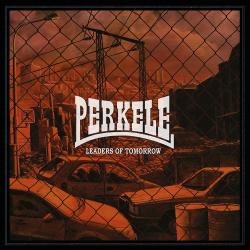 """Perkele - Leaders Of Tomorrow 12"""" LP Black vinyl (in stock 28/11/19)"""