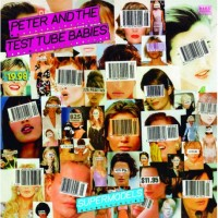 """Peter and the Test Tube Babies 12"""" LP (black or limited blue vinyl)"""