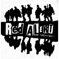 "Red Alert - Brewed In Sunderland 7"" vinyl"