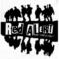 "Red Alert - Brewed In Sunderland 7"" vinyl"