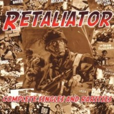 "Retaliator - The Complet Singels Collection 12"" Double Vinyl (black)"
