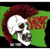 "Gimp Fist - One Tribe 12"" LP Clear Vinyl"