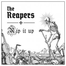 """The Reapers - Rip It Up 12"""" LP (White vinyl)"""