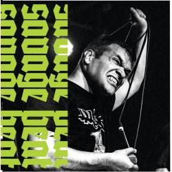 """Savage Beat - Wired 12"""" LP (Neon green vinyl)"""