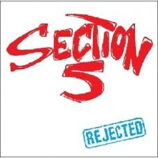 "Section 5 - Rejected 12"" LP 300 Copies"
