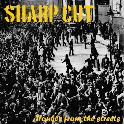"""Sharp Cut - Trouble From The Streets 12"""" MLP (yellow vinyl)"""