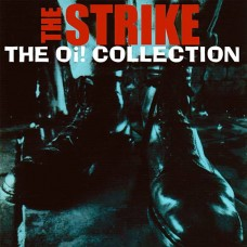 "The Strike - Oi! Collection 12"" LP (ltd clear vinyl)"