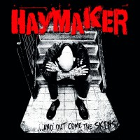"Haymaker/Martens Army - And Out Come The Skins 7"" EP (ltd 600 copies)"