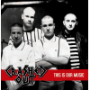"""Crashed Out - This Is Our Music 12"""" LP Black Vinyl"""