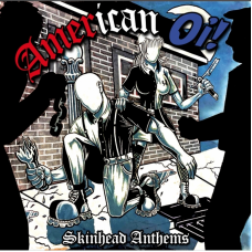 """American Oi! - Skinhead Anthems 12"""" LP + A2 Poster/Download code 600 handnumbered pieces only (Various colours)"""