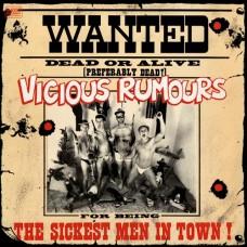"""Vicious Rumours - The Sickest men in Town 12"""" LP (black)"""