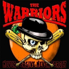 """The Warriors - Never Forgive, Never Forget 12"""" LP"""