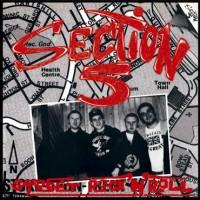 """Section 5 - Street Rock`n`Roll 12"""" LP"""