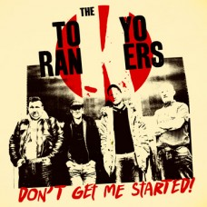 """Tokyo Rankers - Don`t Get Me Started 12"""" LP (20/06/18)"""