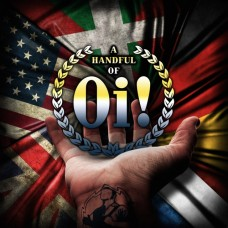 Various Oi! - A Handful Of Oi! CD