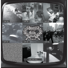 "Hostile Minds - Life On File 7"" EP (black vinyl)"