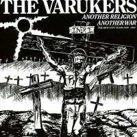"The Varukers - Another Religion, Another War 12"" Double Red Vinyl"