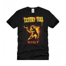 KNOCK OFF - Riot T Shirt
