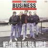"The Business - Welcome To The Real World 12"" LP Black or Clear vinyl"