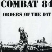 "Combat 84 - Orders Of The Day 12"" LP Black viny"