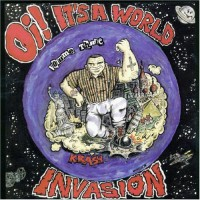 Oi! It`s a World Invasion Vol 3 - CD Sampler