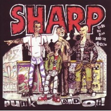 SHARP - Punk and Oi! CD (sampler)