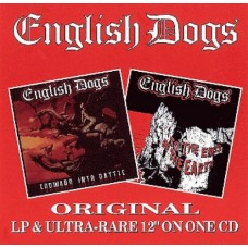 English Dogs - Forward Into Battle/To The Ends Of The Earth CD