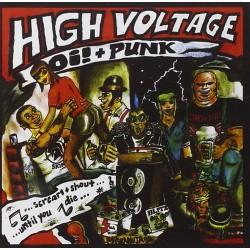 Hight Voltage Punk & Oi! CD Sampler