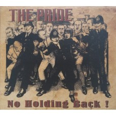 The Pride - No Holding Back CD Digipack