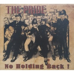 The Pride - No Holding Back CD Digipack