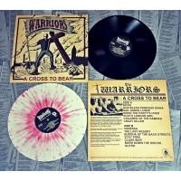 """The Warriors - A Cross to Bear 12"""" LP"""
