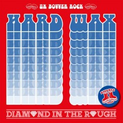 "Hard Wax - Diamond In The Rough 12"" LP (Red Vinyl)"