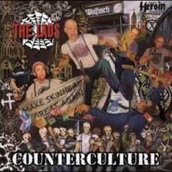 "The Lads - Counterculture 12"" LP Red or Black Vinyl 10/12/18"