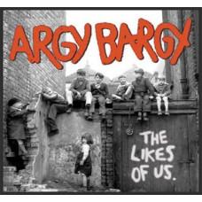 "Argy Bargy - The Likes of Us 12"" LP (Black vinyl)"