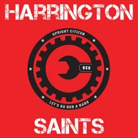 "Harrington Saints - Upright Citizen 7"" (Green Vinyl)"