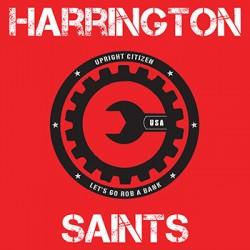 """Harrington Saints - Upright Citizen 7"""" (Green Vinyl)"""