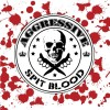 "Aggressive - Spit Blood 12"" LP"
