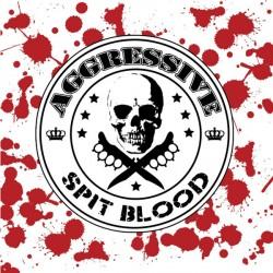 """Aggressive - Spit Blood 12"""" LP"""