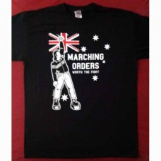 Marching Orders - Worth The Fight T Shirt